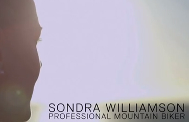 "Live Better Stories and ""Unfollow"" With Professional Mountain Biker, Sondra Williamson"