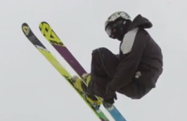 Off-Hill: Training Tips from Pro Freeskier Matt Margetts
