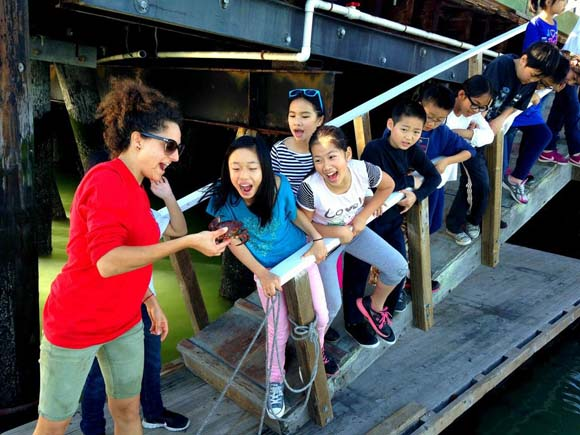 Do Good: Volunteering with the Treasure Island Sailing Center Youth Program