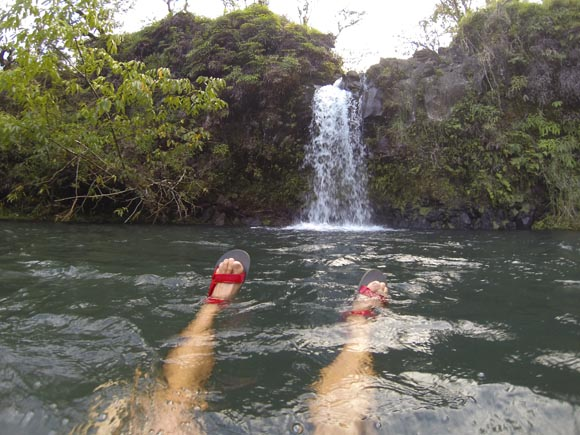 1000 Things to Do In Sandals: Take a Dip on the Road to Hana