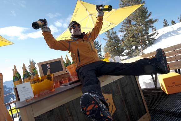 The Coolest Aprés Ski Bars Ready To Quench Your Thirst