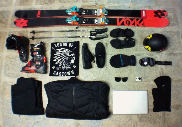 The Essentials: The Gear Olympic Skier Matt Margetts Won't Leave Behind