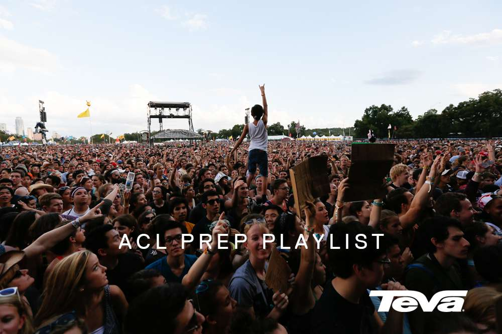 #BestACLFest: The ACL Prep Playlist
