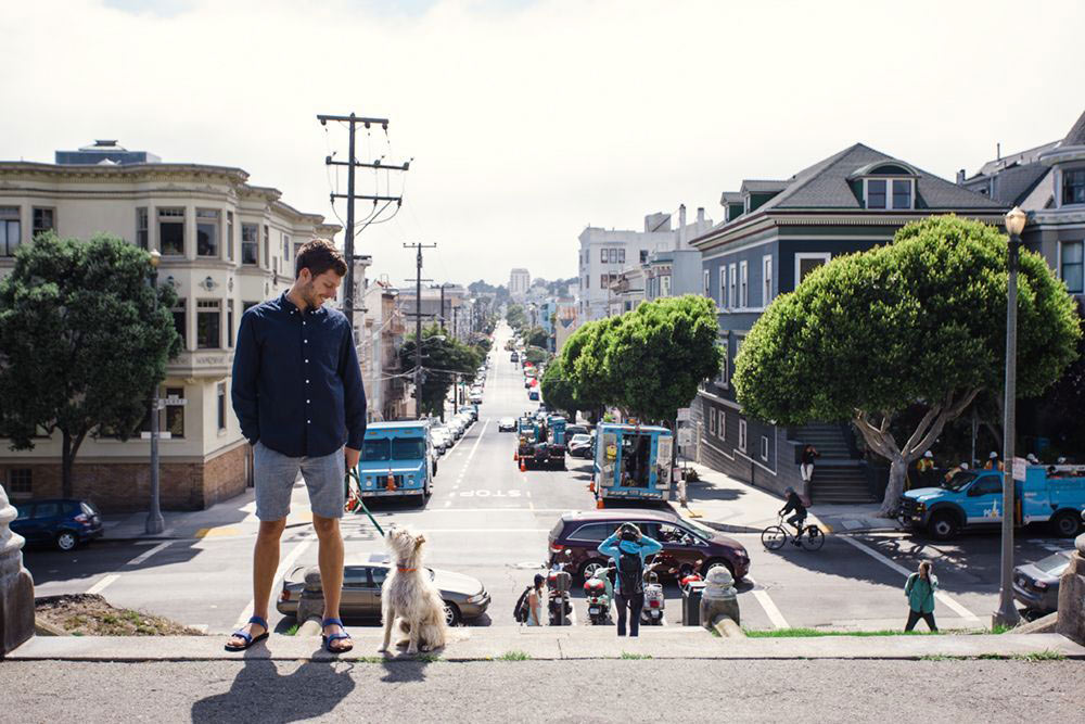 The Ultimate Road Trip: San Francisco, California