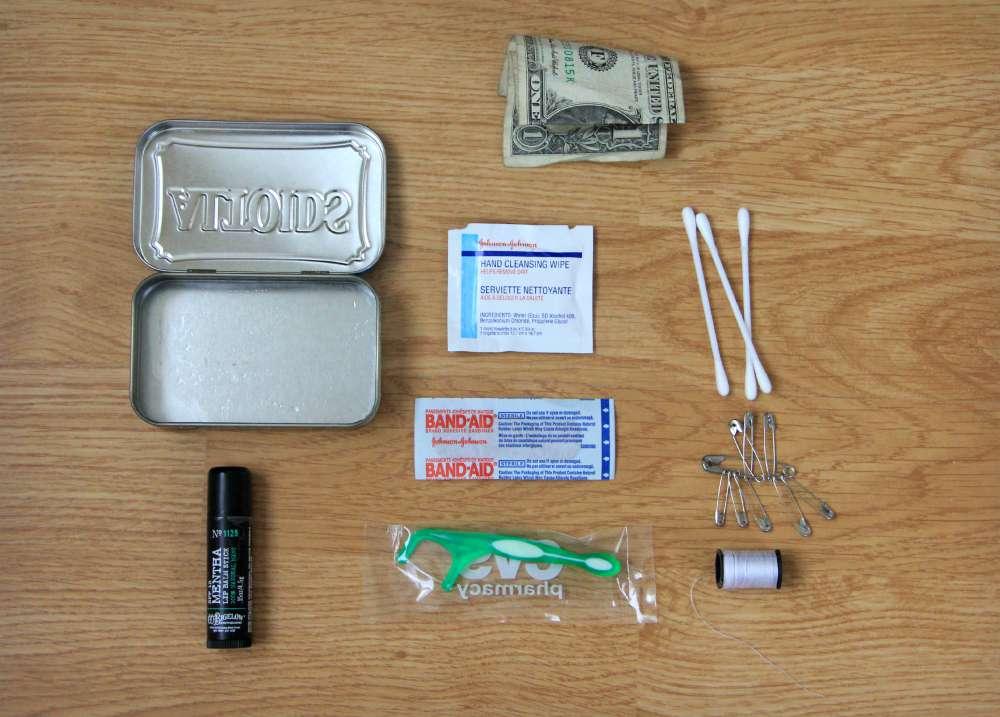 Teva Blog Ember Diy Mini Festival Emergency Kit