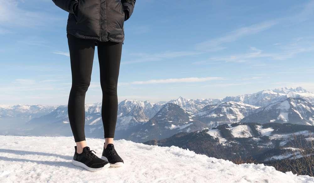 Arrowood Swift Lace sneakers in snow