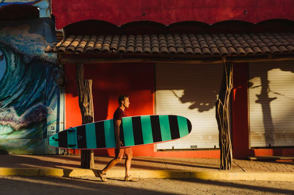Field Notes: Surfing Sayulita, Mexico