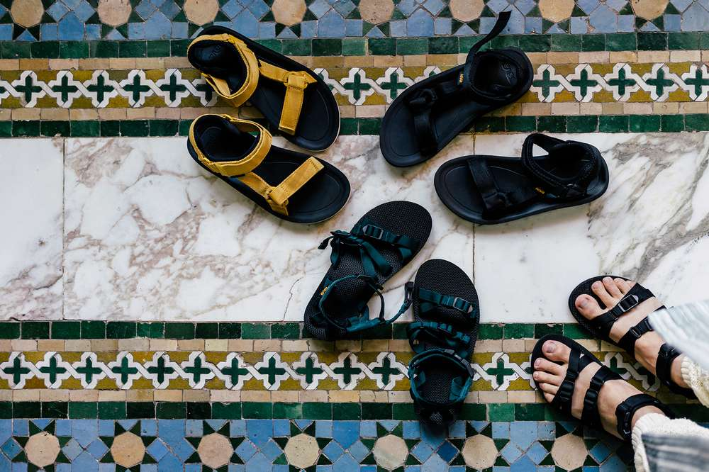 Worn Well: My Belonging's Tommy Lei in Morocco