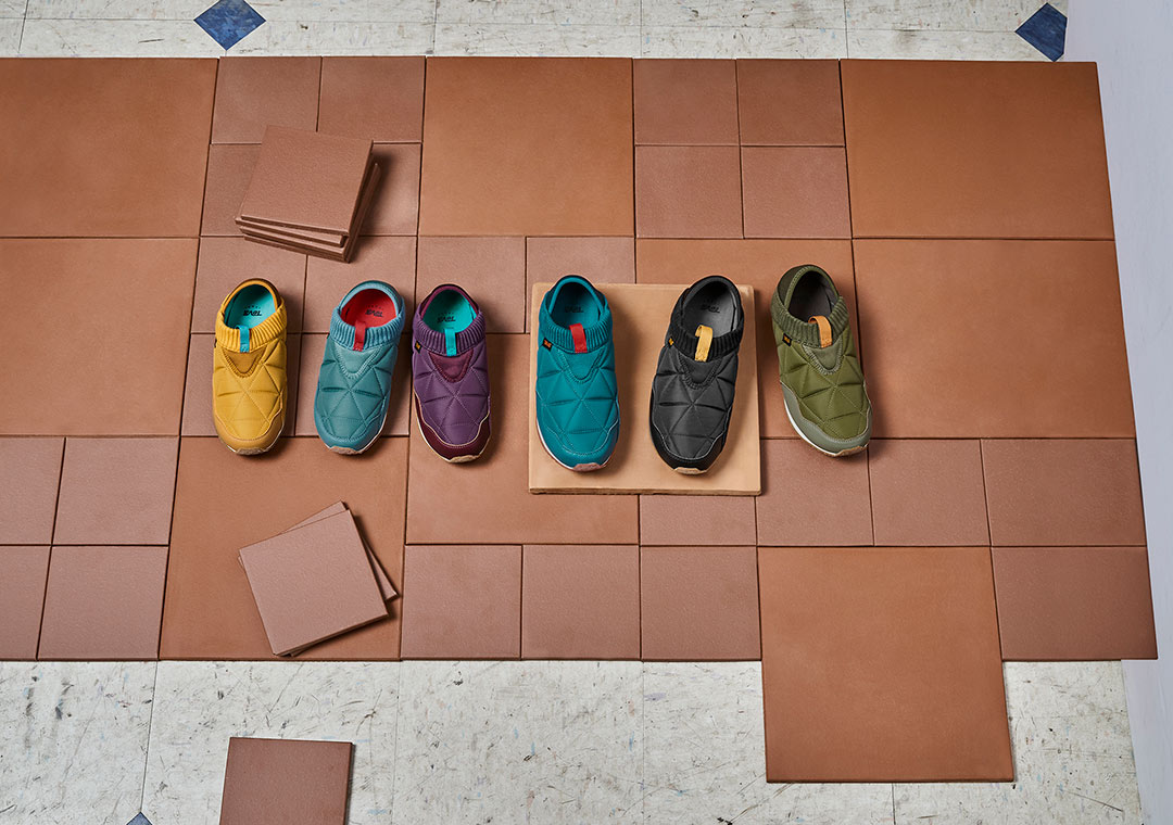 Ember Mocs in assorted colors
