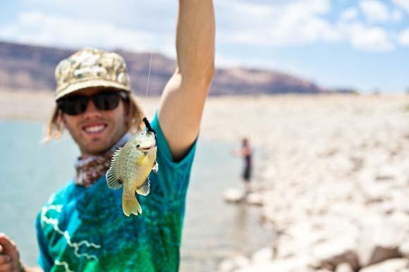 charles post fishing