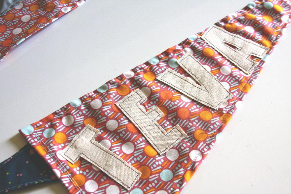 stitchedLETTERING