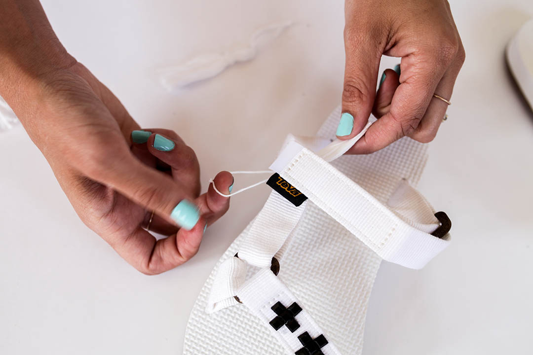 The Festival Countdown: Personalize Your Sandals with a Teva DIY Kit