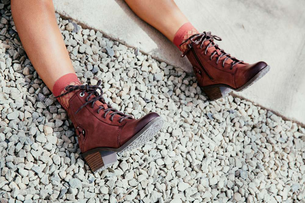 Photo of the Foxy Lace Boot from Teva