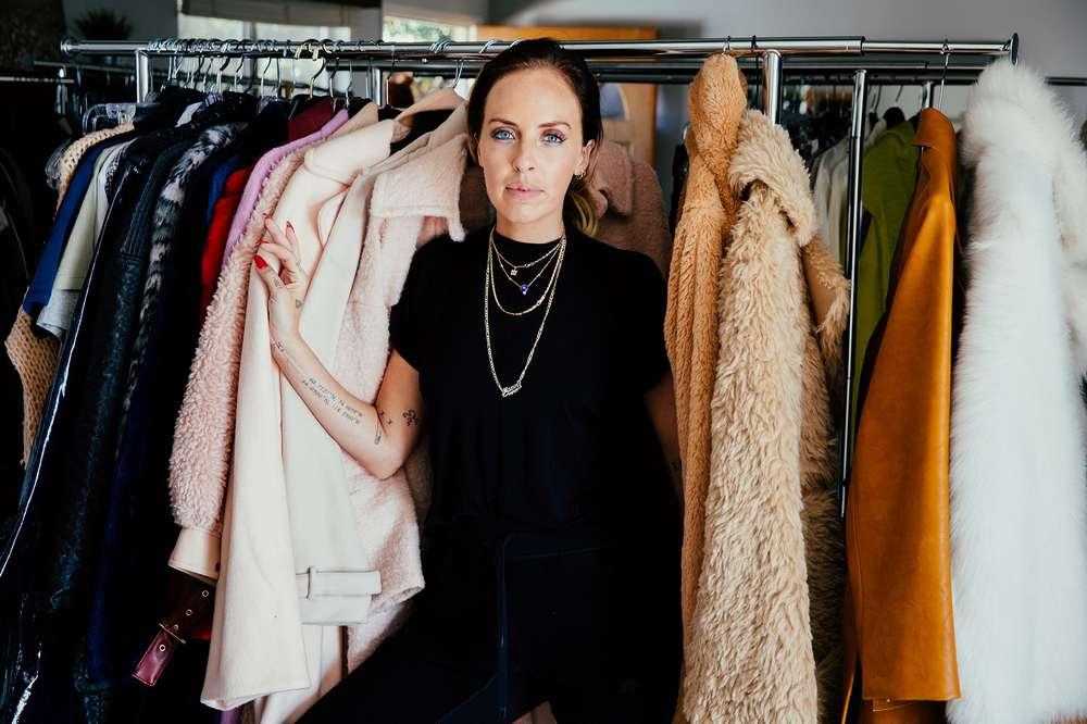 Stylist Maeve Reilly
