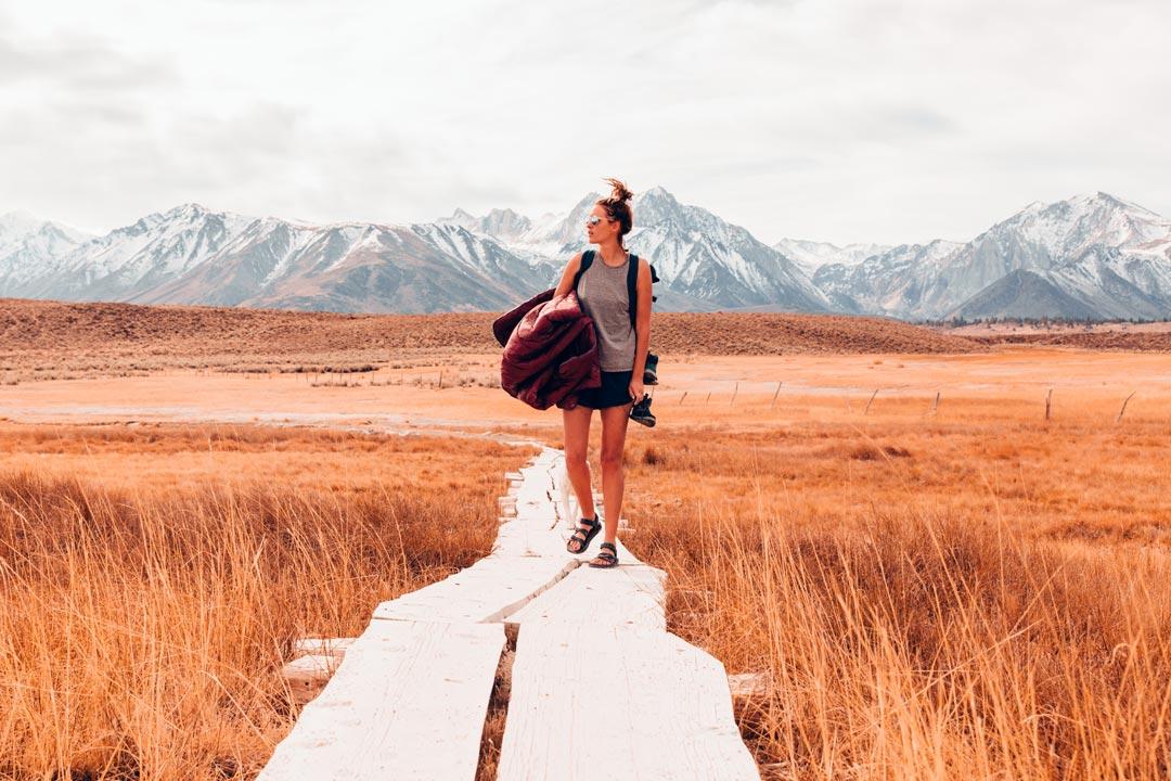 Kate Rentz wants down boardwalk in Sierras.