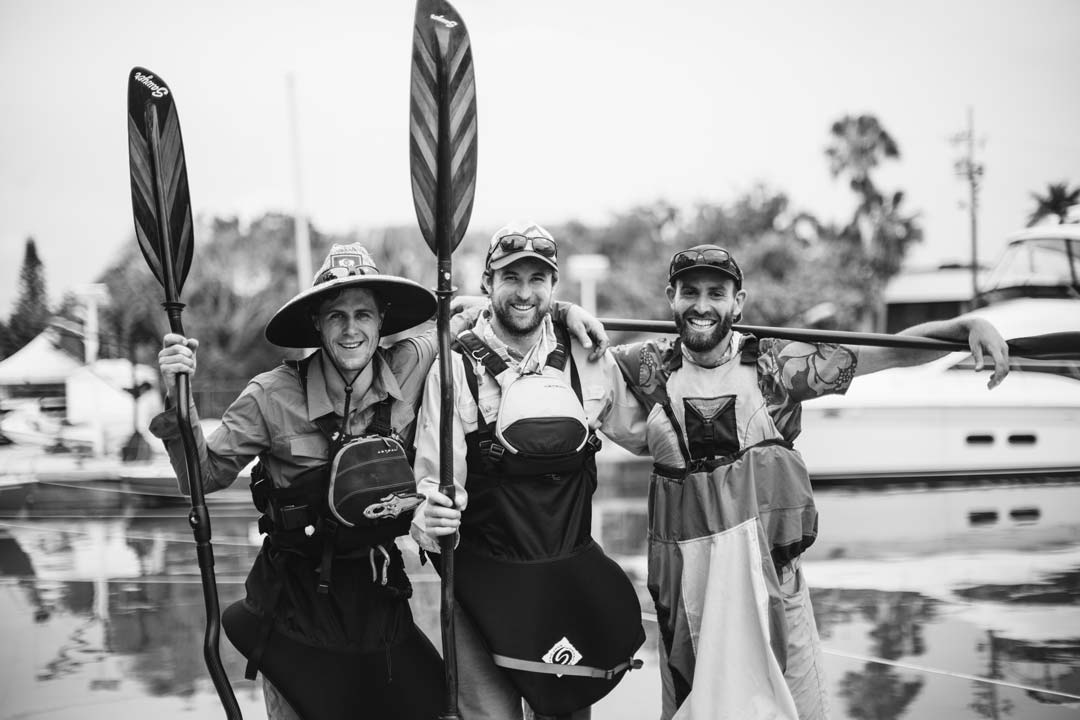 Kayak Libre: Paddling Across The Straits of Florida