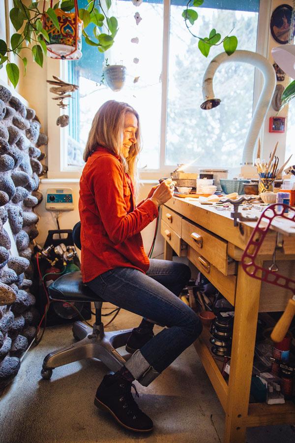 Jillian Lukiwski Noisy Plume