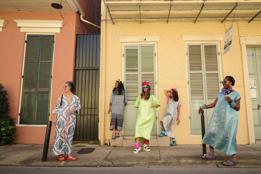 Festival Season: Mardi Gras in New Orleans with Whitney Mitchell