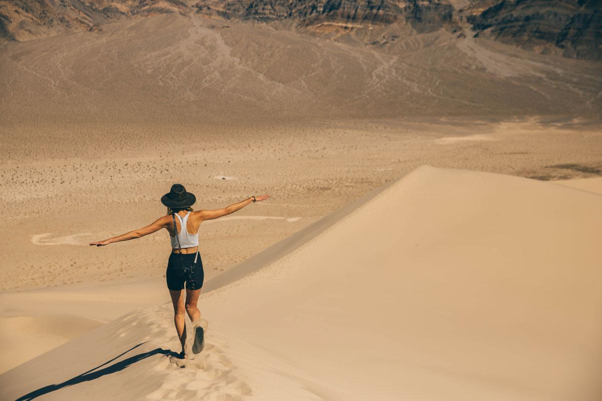 Johnie Gall Death Valley