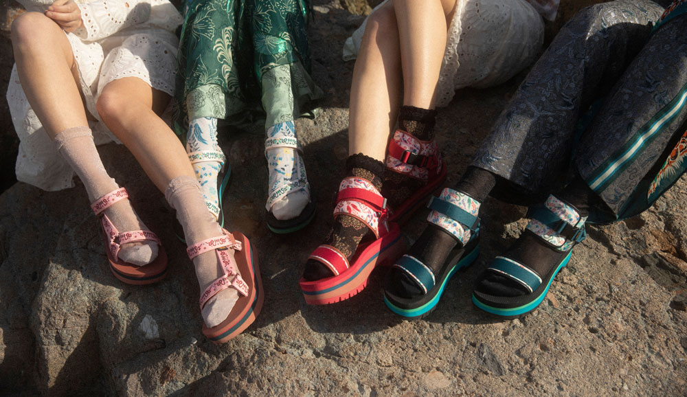 Introducing: Teva x Anna Sui