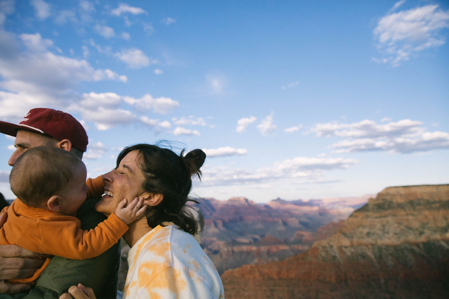 Tara Rock Grand Canyon