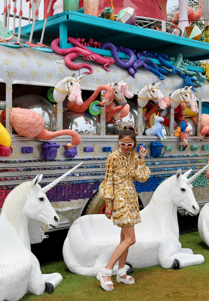 Emily Men Festival Style