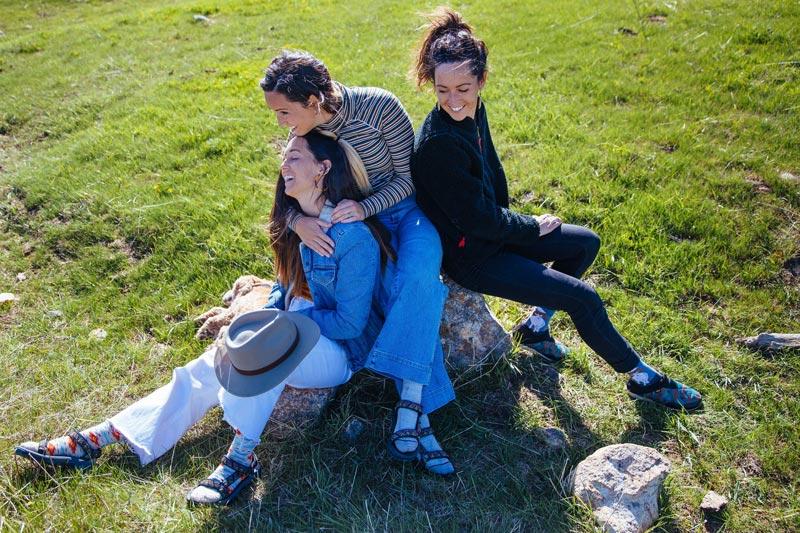 Kylie Fly Triplet Sisters