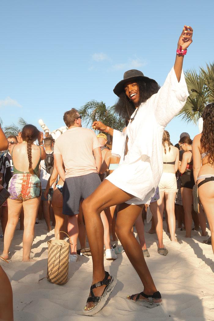 Whitney Mitchell festival style
