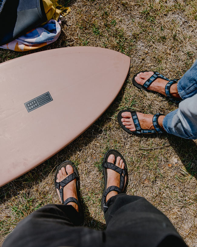 Fall Sandal style