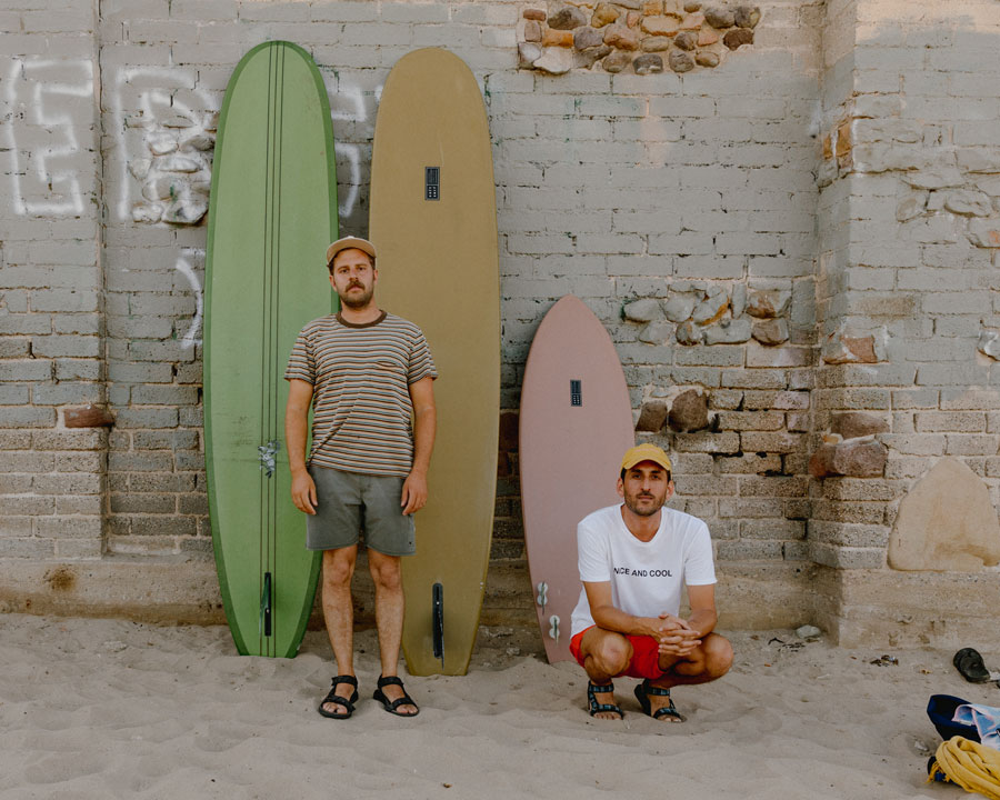 How Salt Surf Founder Nabil Samadani Slows Down in Los Angeles