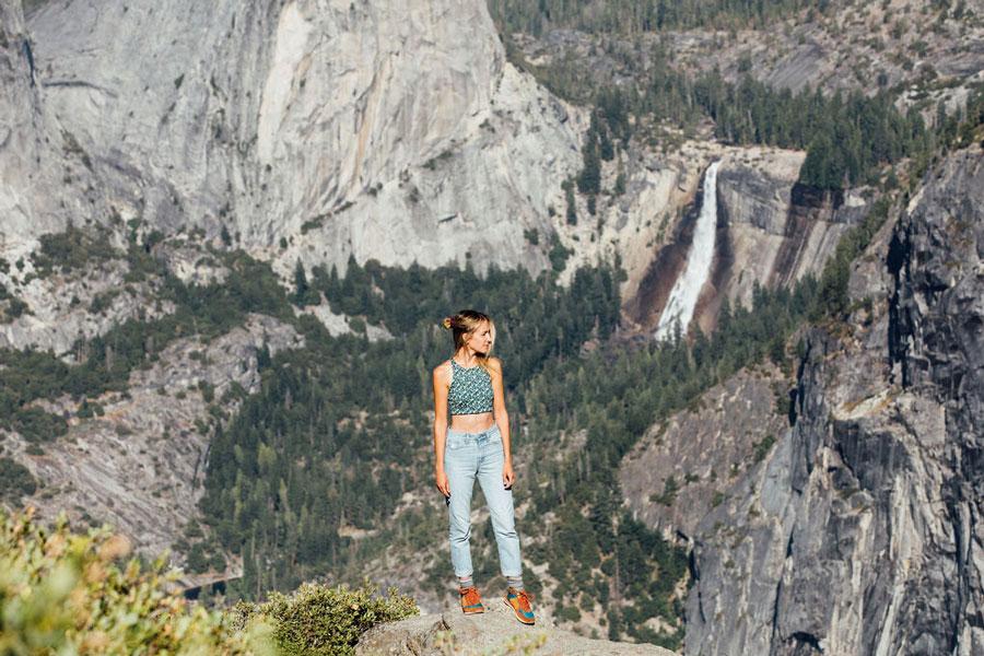 Johnie Gall Yosemite
