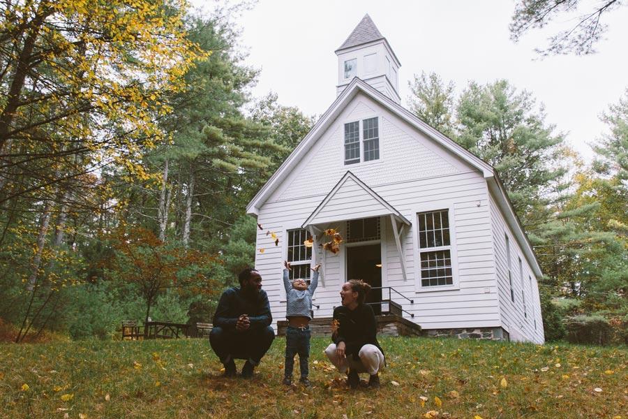 Renovated Schoolhouse