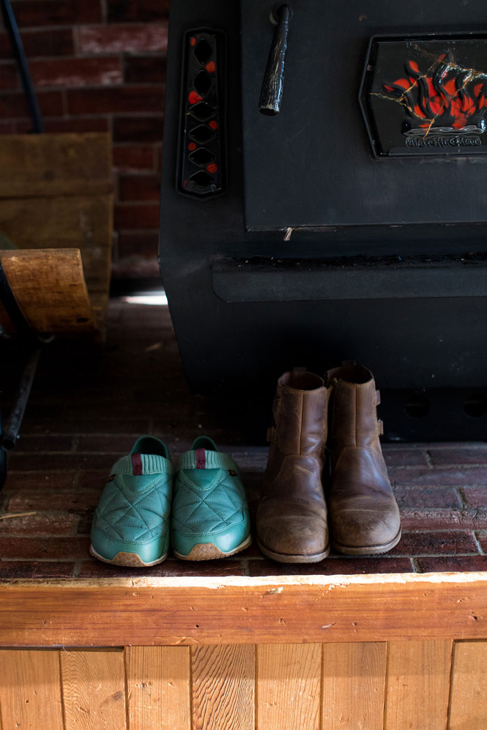 Ember Moc Ellery Ankle Boot
