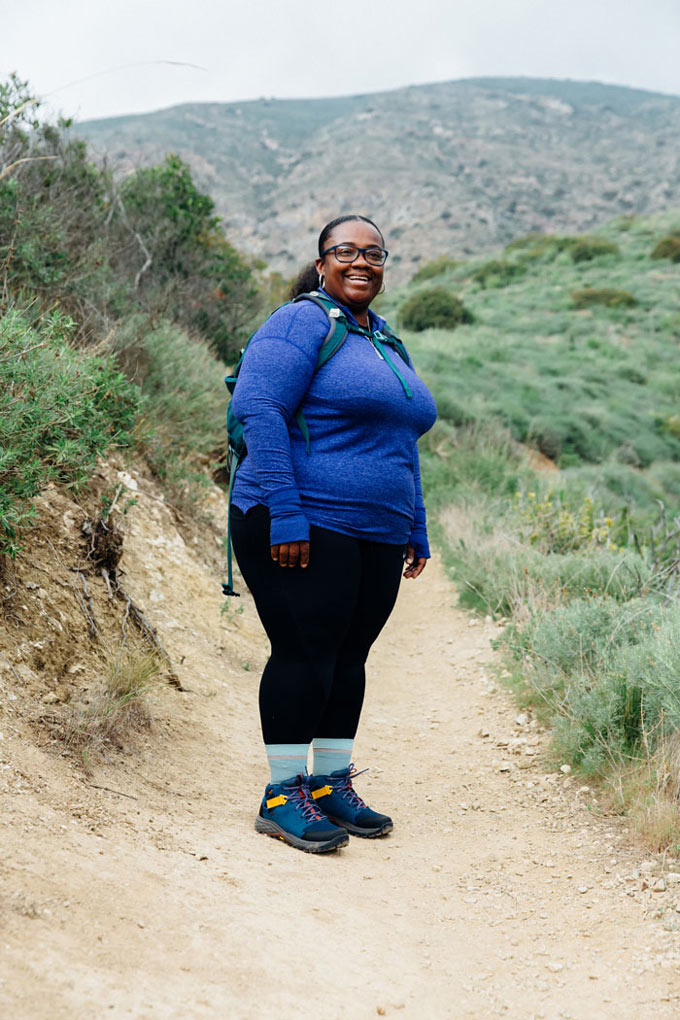 Modern Trailblazer: Women Who Hike Ambassador BrandiHikes