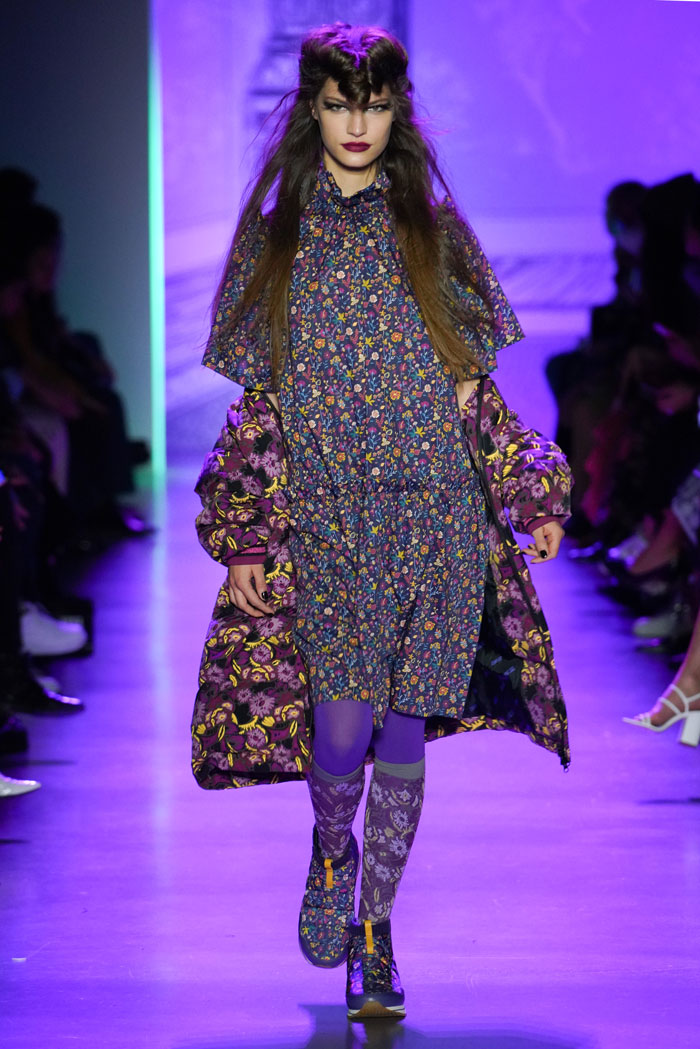 Sneak Peek: Teva x Anna Sui at NYFW Fall 2020