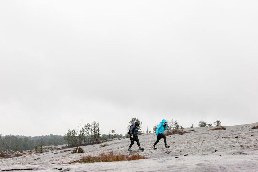 Latinx Hikers in Georgia