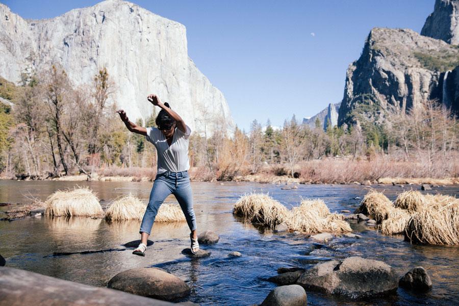 Tara Rock California Road Trip