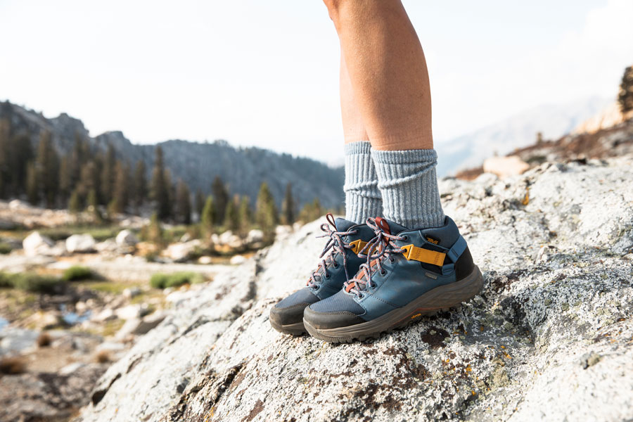 Grandview GTX hiking boots