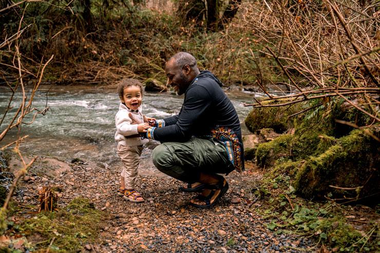 Adventuring in Oregon