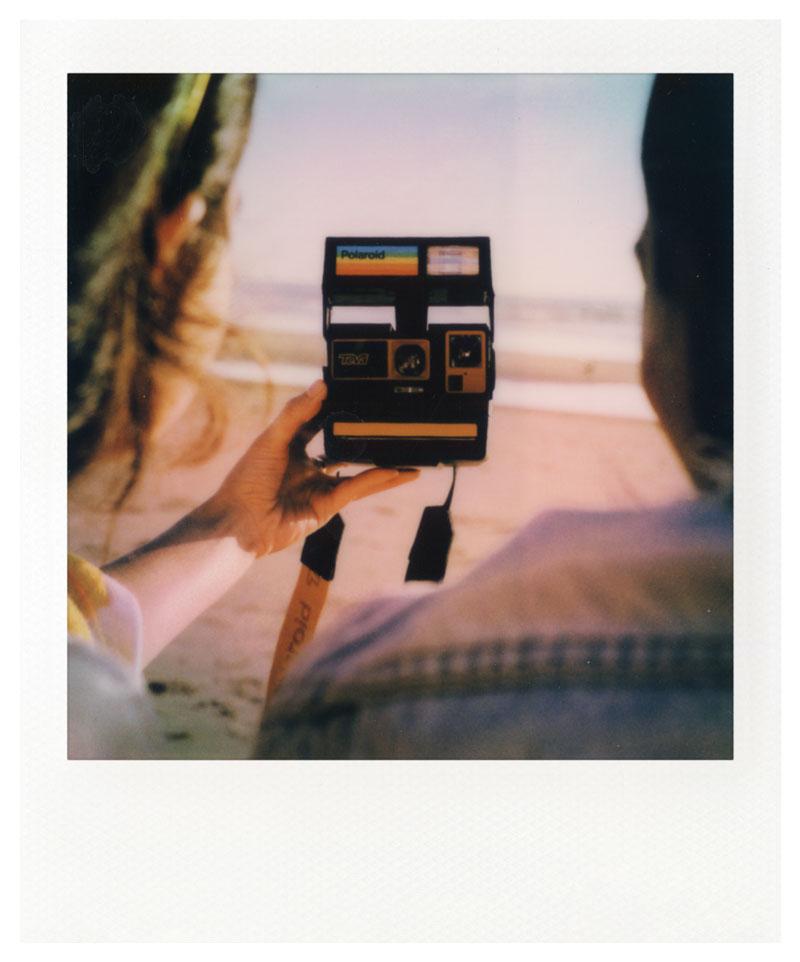 Teva x Polaroid