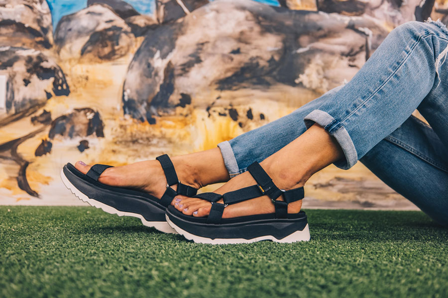 Jadito Universal flatform sandals