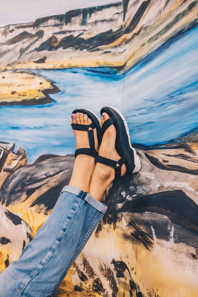 Jadito Universal sandals