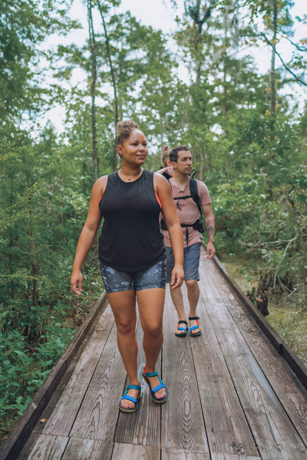 Robin Barnes explores Louisiana parks.