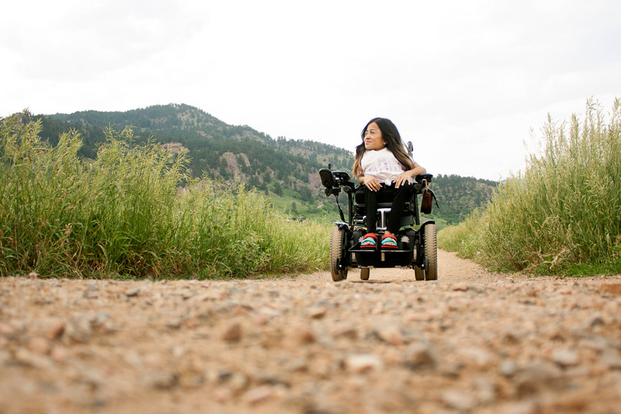 Accessible trails for all.
