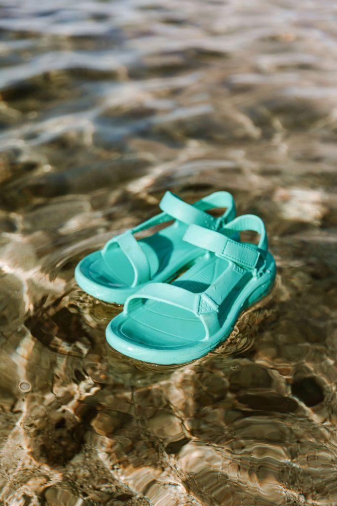 Lightweight water sandals, the Hurricane Drift