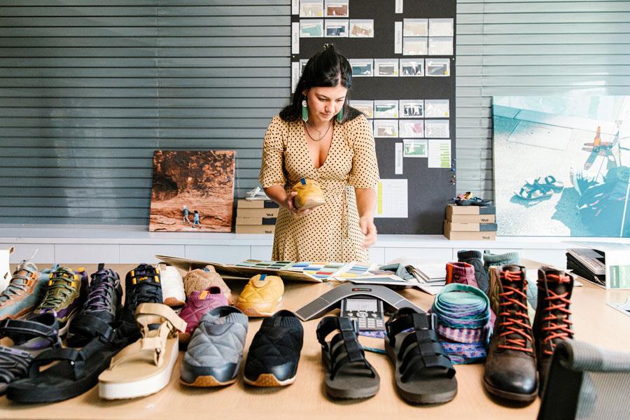Julia Feldman on our product team.
